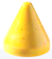 Yellow cone